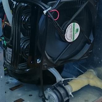 Ремонт льдогенератора Convito KT-15-003