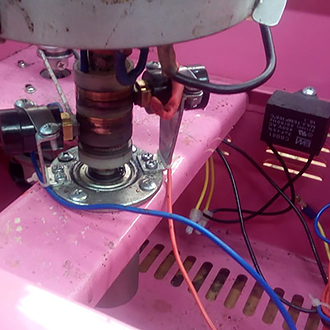 Ремонт аппарата для сахарной ваты GASTRORAG WY-MF03