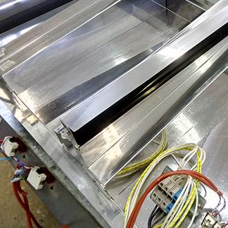 Ремонт индукционной плиты Electrolux