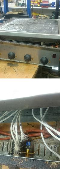 Ремонт электроплит