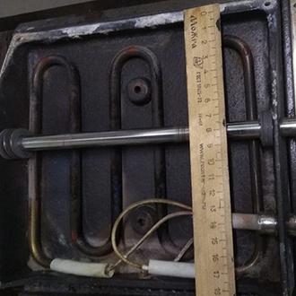 Ремонт прижимного гриля Enigma