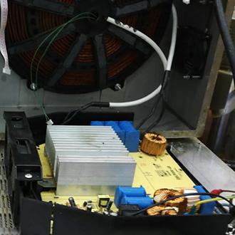 Ремонт индукционной плиты Indokor IN3500 WOK