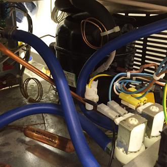 Ремонт льдогенератора