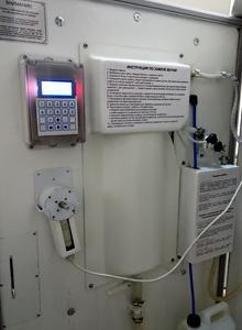Ремонт аппарата розлива молока