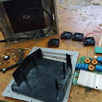 Ремонт индукционной плиты Indokor IN3500