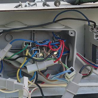 Ремонт холодильного шкафа POLAIR