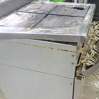 Ремонт электрической плиты RADA