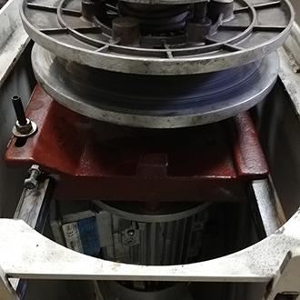 Ремонт планетарного миксера Sigma BM 40