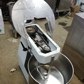 Ремонт тестомесильной машины