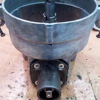 Ремонт универсальной кухонной машины ОМ-300 (УКМ-11)
